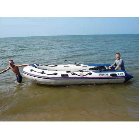 Лодка Yamaran S410