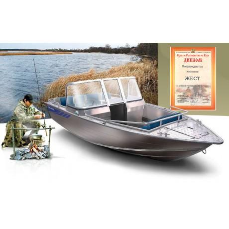 Лодка ДМБ 450Т