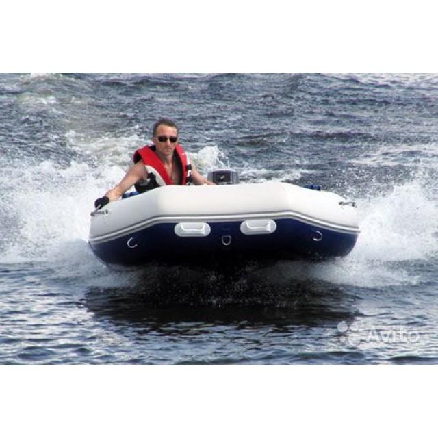 Лодка Badger Heavy Duty 370 AL
