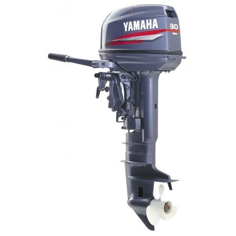 Двухтактный лодочный мотор Ямаха 30 HMHS