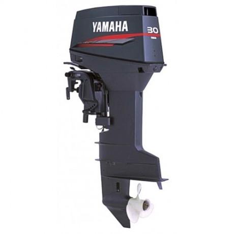 Двухтактный Мотор Yamaha 30HWL