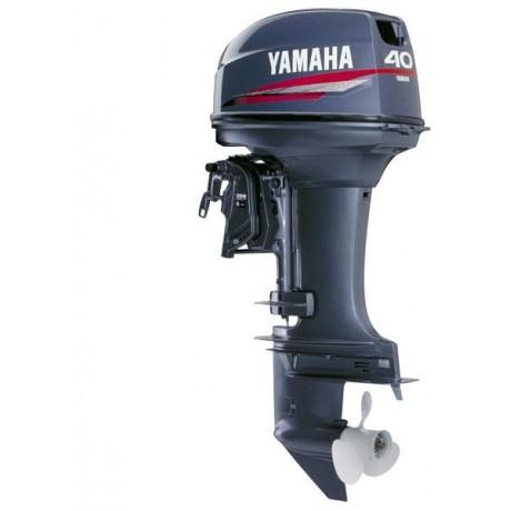 Двухтактный Мотор Yamaha 40XWS