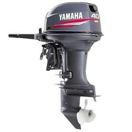 Двухтактный Мотор Yamaha 40XWTL