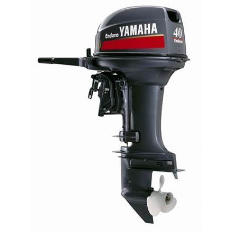 Двухтактный Мотор Yamaha E40XWS