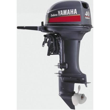 Двухтактный Мотор Yamaha E40XMHX