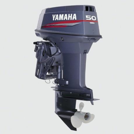Двухтактный Мотор Yamaha 50HETOL
