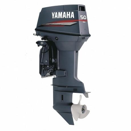 Двухтактный Мотор Yamaha 50HMHOS