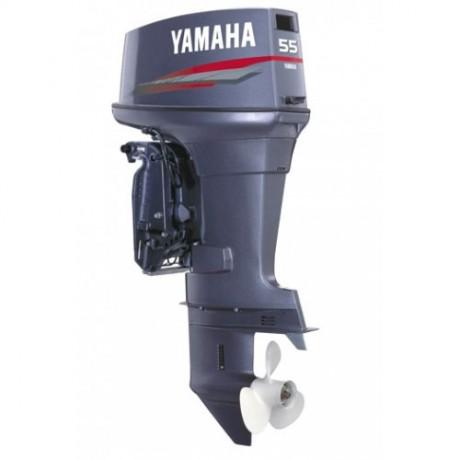 Двухтактный Мотор Yamaha 55BETL