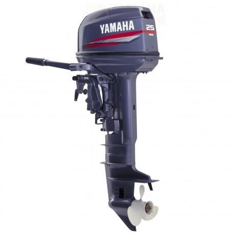 Двухтактный Мотор Yamaha 25BMHS