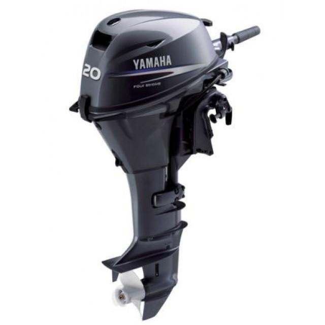 Четырехтактный Мотор Yamaha F20BES