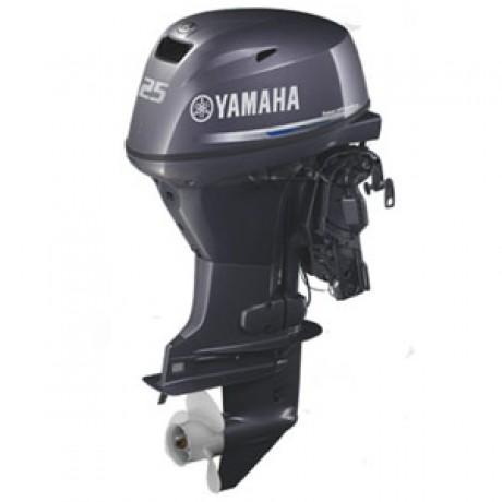 Четырехтактный Мотор Yamaha F25DES