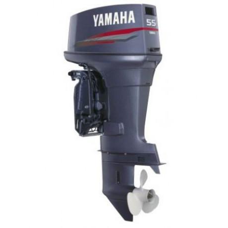Двухтактный Мотор Yamaha 55BEDS
