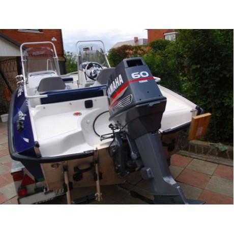 Двухтактный Мотор Yamaha 60FETOL