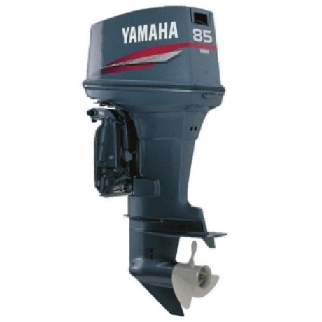 Двухтактный Мотор Yamaha 85AETL