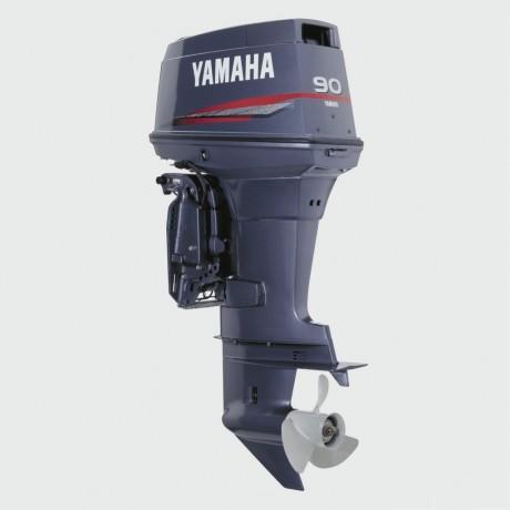 Двухтактный Мотор Yamaha 90AETOL
