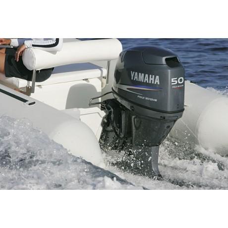 Четырехтактный Мотор Yamaha F50DETL