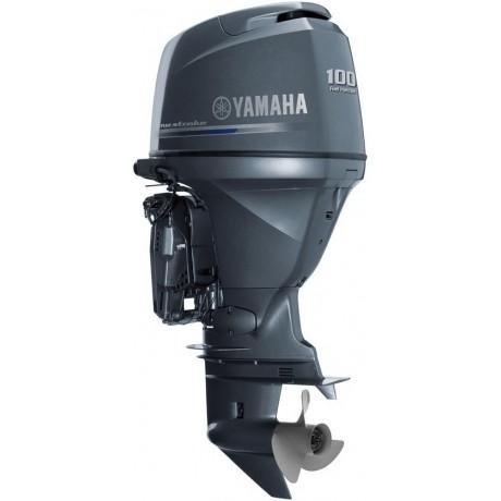 Четырехтактный Мотор Yamaha F100DETL