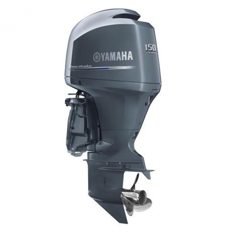 Четырехтактный Мотор Yamaha F150AETL