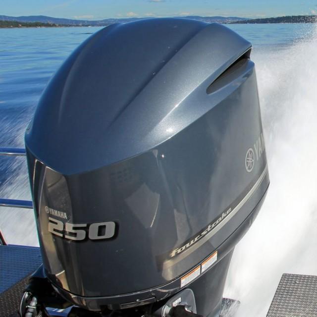 Четырехтактный Мотор Yamaha F250DETX