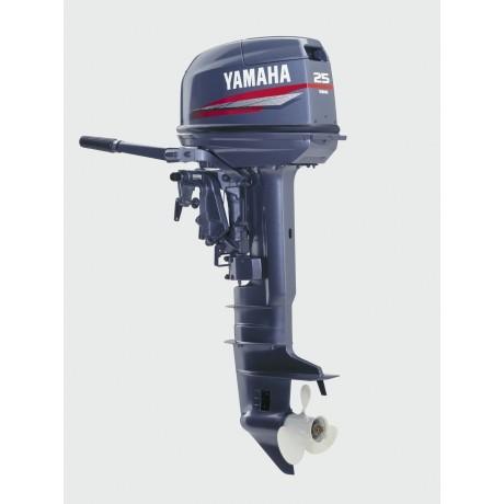 Двухтактный Мотор Yamaha 25BWCS