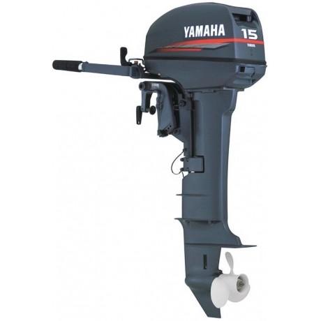 Двухтактный Мотор Yamaha 15FMHL