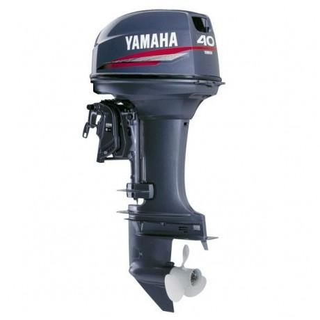 Двухтактный Мотор Yamaha 40XWL