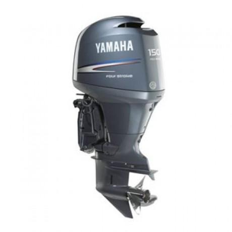 Четырехтактный Мотор Yamaha F150AETX