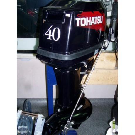 Мотор Tohatsu M40CS