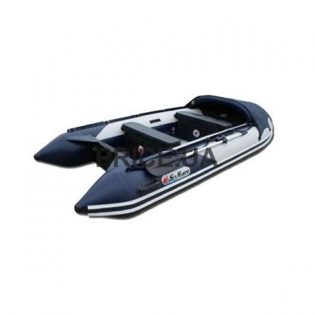 Лодка Sun Marine SDP 330, цвет серо синий
