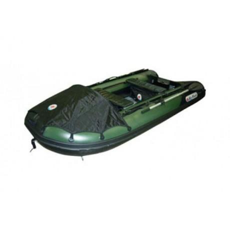 Лодка Sun Marine SDP 330, цвет зелено черный