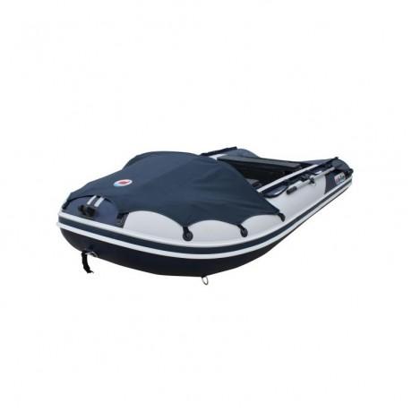 Лодка Sun Marine SDP 365, цвет серо синий