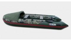 Лодка Sun Marine SDP 380, цвет зеленый камуфляж