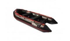 Лодка Sun Marine SDP 470, цвет красно черный