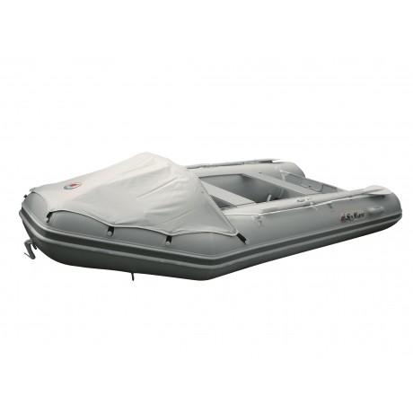 Лодка Sun Marine SM 230, цвет серый