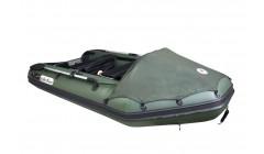 Лодка Sun Marine SM 230, цвет темно зеленый