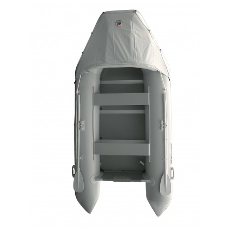 Лодка Sun Marine SM 270, цвет cерый