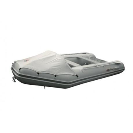 Лодка Sun Marine SM 360, цвет серый