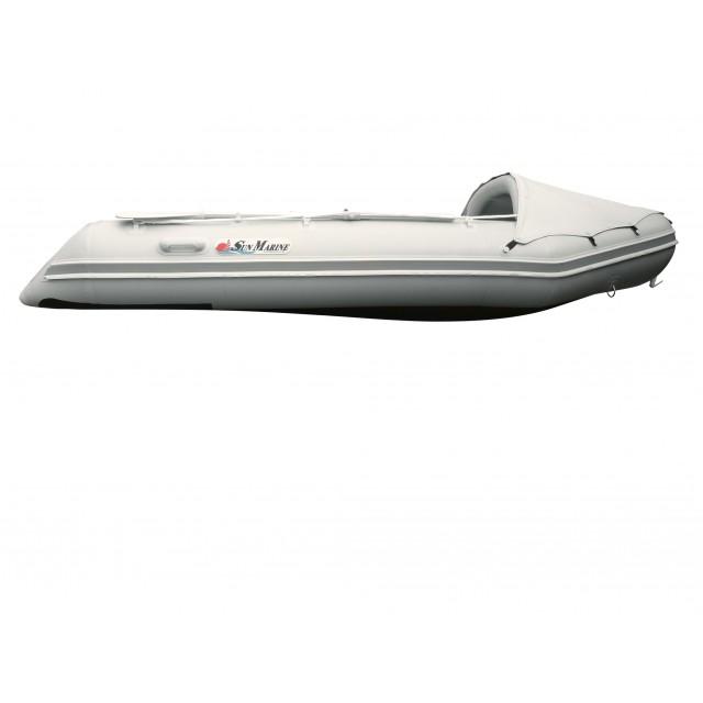 Лодка Sun Marine SM 380, цвет серый