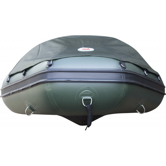 Лодка Sun Marine SM 420, цвет серый