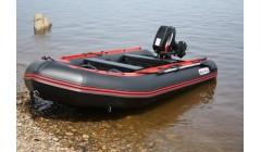 Лодка Sun Marine SA-365 1,5мм, цвет черный