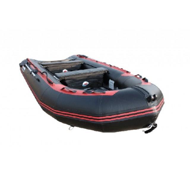 Лодка Sun Marine SA-380 1,5мм, цвет черный