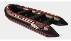 Лодка Sun Marine SA-380 1,5мм, цвет красный