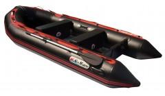 Лодка Sun Marine SA-420 1,5мм, цвет черный