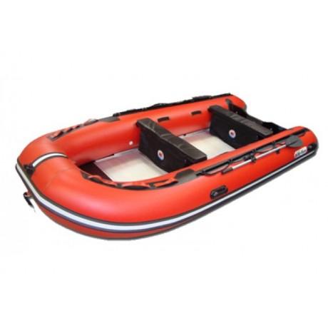 Лодка Sun Marine SA-420 1,5мм, цвет красный