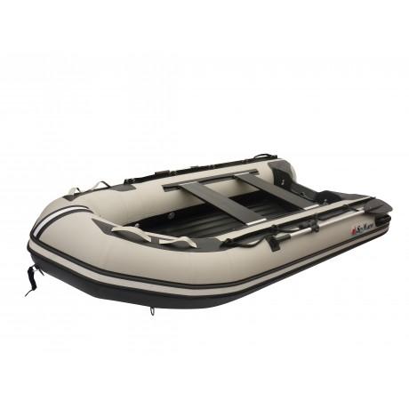 Лодка Sun Marine SA-365 IB, цвет серый
