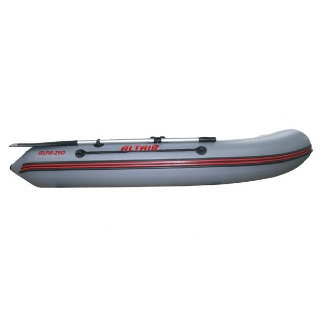 Моторно-гребная Лодка Alfa-250