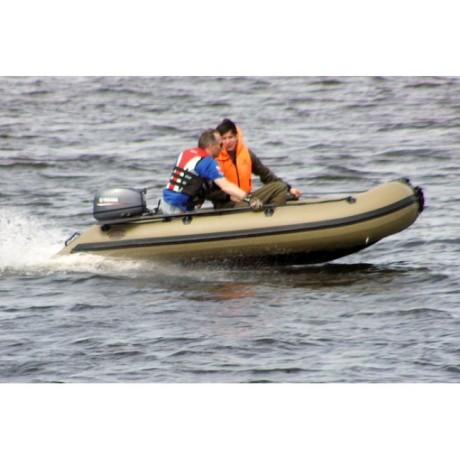 Лодка Badger Duck Line 370 AL