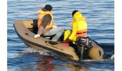 Лодка Badger Excel Line 360 PW