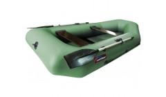 Лодка Хантер 280 Р, цвет зеленый