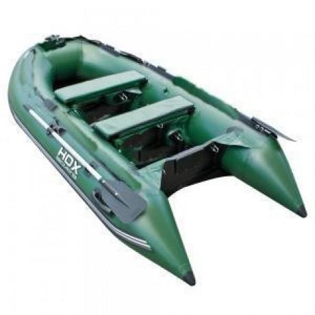 Лодка HDX Classic 240, цвет зеленый